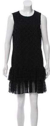 Philosophy di Lorenzo Serafini Tiered Broderie Anglaise Dress w/ Tags
