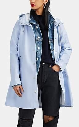 Stutterheim Raincoats Women's Mosebacke Raincoat - Blue