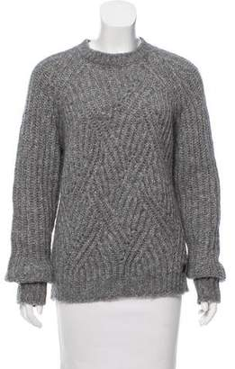 Tod's Ribbed Knit Sweater