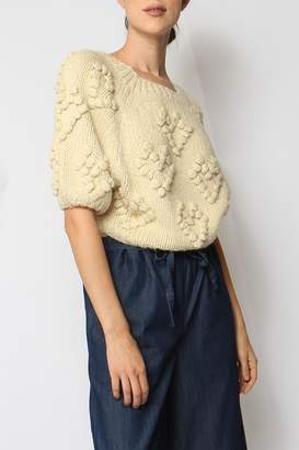 Callahan Couer Cropped Sweater