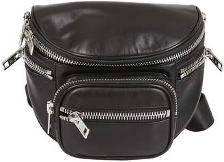 Alexander Wang Multiple Zip Shoulder Bag