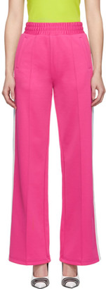 Off-White Off White Pink Gym Lounge Pants