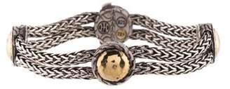 John Hardy Two-Tone Palu Bracelet
