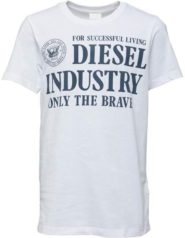 Boys Torry Slim Fit T-Shirt White