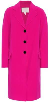 Marc Jacobs Oversized wool-blend coat