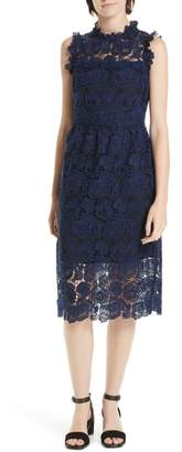 Kate Spade lace midi dress