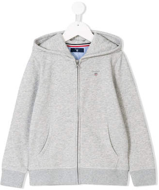 Gant Kids hooded jacket