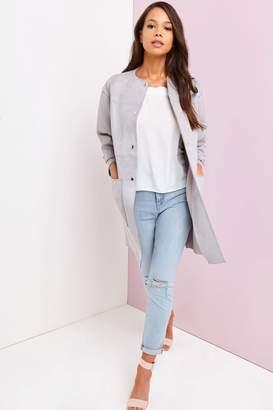 Girls On Film Grey Jacket