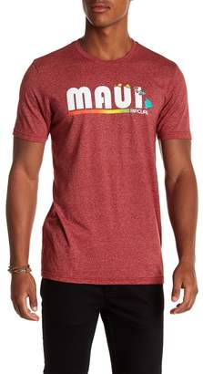 Rip Curl Maui Short Sleeve Tailored Fit Tee