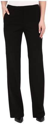 Ellen Tracy Flare Leg Trousers Women's Casual Pants