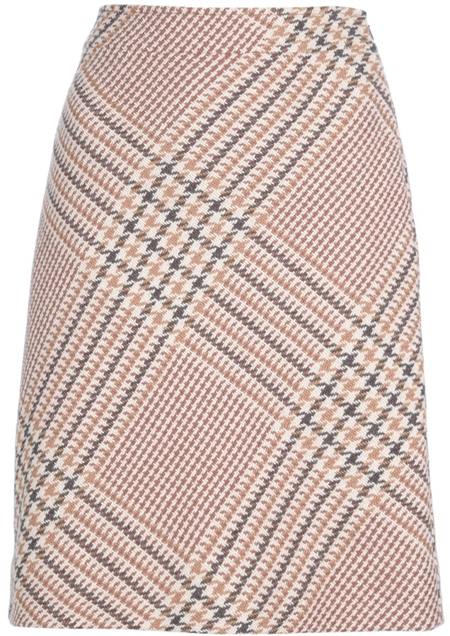 Tory Burch straight knit skirt
