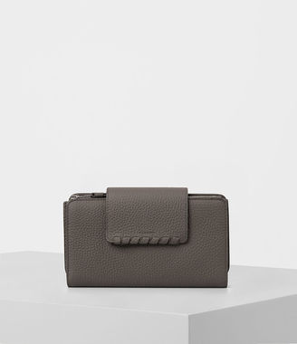 Kita Japanese Leather Wallet $118 thestylecure.com