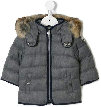 Tartine et Chocolat padded coat
