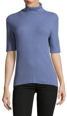 JONES NEW YORK Rib Turtleneck Sweater $59.50 thestylecure.com