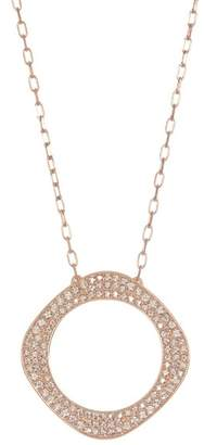 Swarovski Vio Crystal Pendant Necklace