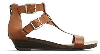 Kenneth Cole REACTION Women's Great Step Wedge Sandal $69 thestylecure.com