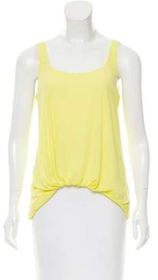 Elizabeth and James Scoop Neck Sleeveless Top w/ Tags