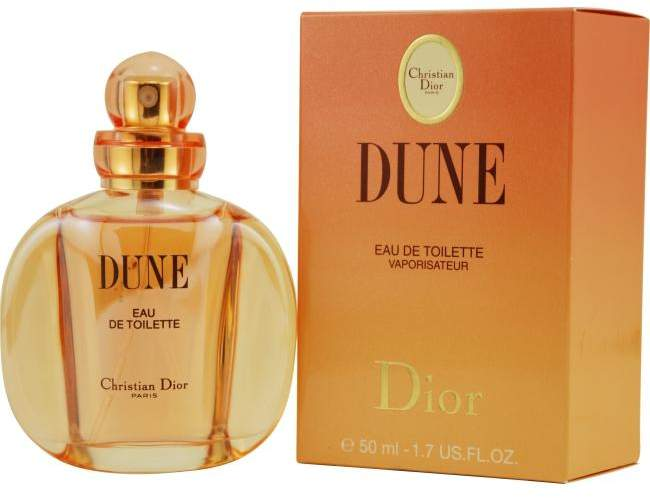 Christian Dior Dune by Christian Dior Eau de Toilette Spray for Women 1.7 oz.