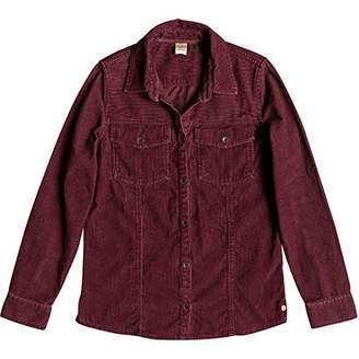 Roxy Junior's The Edge of Wildness Corduroy Shirt Jacket
