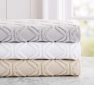 Pottery Barn Bath Towel