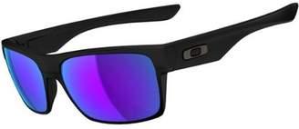 Oakley Twoface OO9189-08 Iridium Rectangular Sunglasses