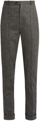 Isabel Marant Katja slim-fit cropped trousers