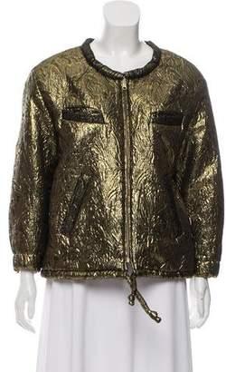 Isabel Marant Embroidered Evening Jacket