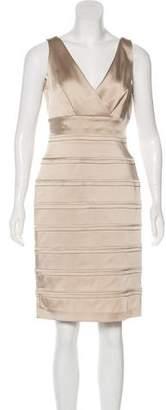Calvin Klein Knee-Length Sleeveless Dress