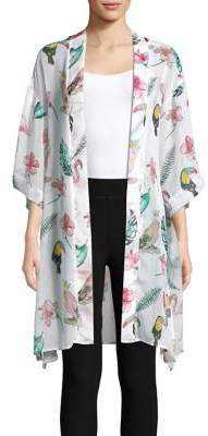 Collection 18 Birds of a Feather Kimono