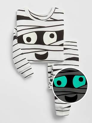 Gap Glow-in-the-Dark Mummy PJ Set