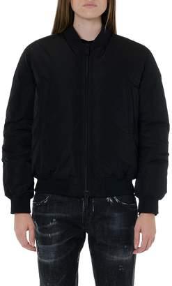 DSQUARED2 Icon Black Bomber Jacket