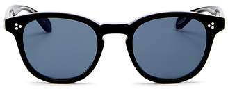 Oliver Peoples Kauffman Square Sunglasses, 49mm - 100% Exclusive