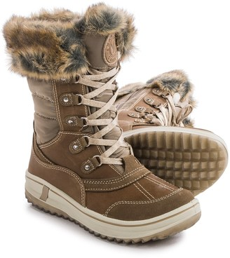 Santana Canada Myrah Snow Boots - Waterproof, Insulated (For Women) $109.99 thestylecure.com