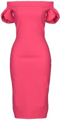 Chiara Boni Knee-length dresses - Item 34955133RR
