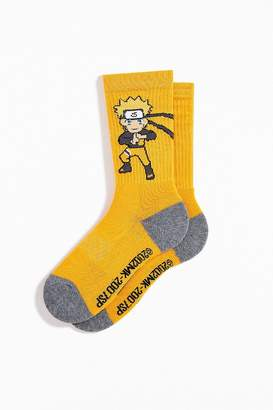 Urban Outfitters Naruto Sport Crew Sock