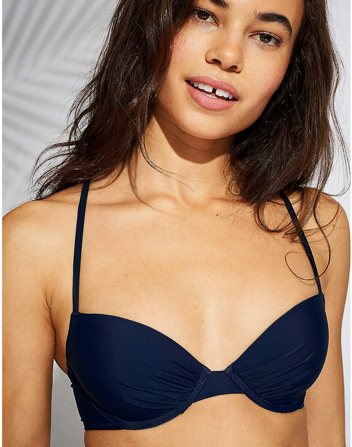Aerie Lightly Lined Underwire Bikini Top