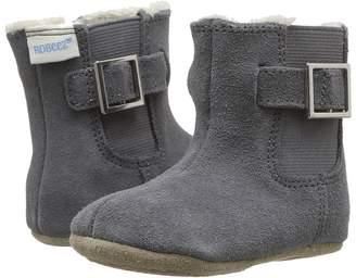 Robeez Grey Gwen Boot Mini Shoez Girl's Shoes
