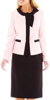 Le Suit LeSuit Women's Scarf Pant Suit