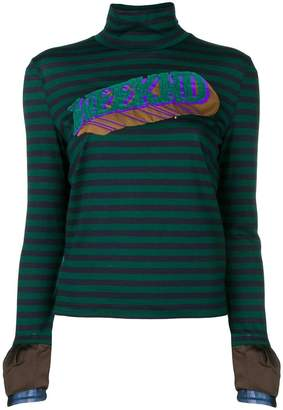 Kolor turtle neck top