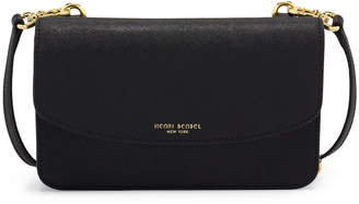 Henri Bendel West 57Th 2-In-1 Striped Wallet On A String