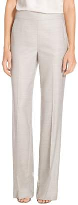 St. John Suiting Tailored Boot Cut Pant
