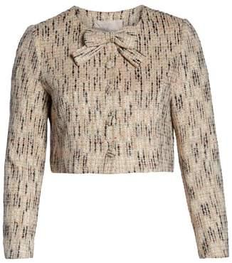Gal Meets Glam Paige Tweed Jacket