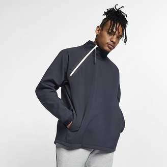 Nike Men's Long-Sleeve Woven Top Sportswear Tech Pack