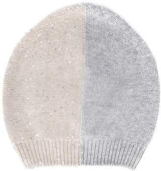 Fabiana Filippi Two Colors Hats