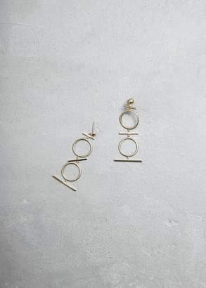 Mociun Figure 9 Drop Earrings