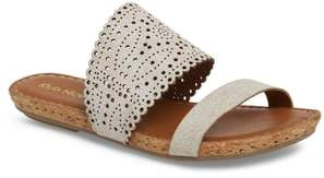 Klub Nico Ginette Perforated Slide Sandal