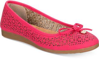 Giani Bernini Odeysa Memory Foam Ballet Flats, Created for Macy's Women's Shoes