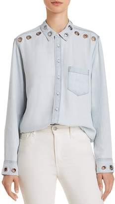 DL1961 Nassau & Manhattan Chambray Shirt
