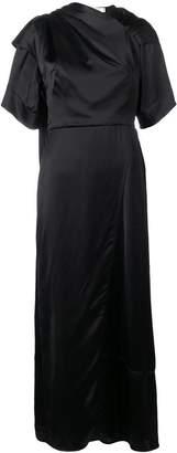 Victoria Beckham bow shoulder dress
