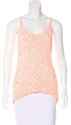 Elizabeth and James Sleeveless Knit Top